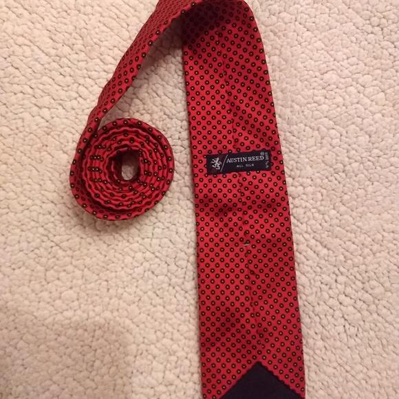 Austin Reed Accessories Austin Reed All Silk Tie Poshmark